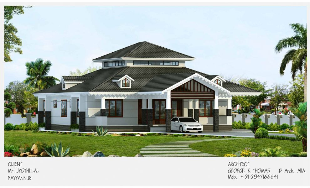 RESIDENCE AT PAYYANUR GTA 006 1